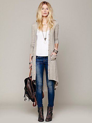 Image result for long cardigan and dress