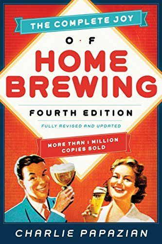 The Complete Joy of Homebrewing Fourth Edition: Fully Revised and Updated by Charlie Papazian, http://www.amazon.com/gp/product/B00BATINQ8/ref=as_li_tl?ie=UTF8&camp=1789&creative=390957&creativeASIN=B00BATINQ8&linkCode=as2&tag=vilvie-20&linkId=73B5VT2L5JMO5XZ7