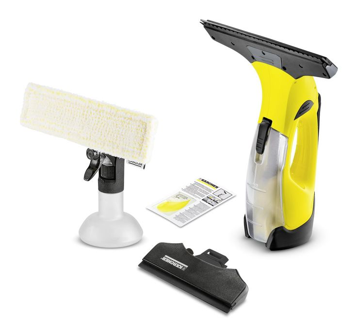 Buy Karcher WV5 Premium Window Vacuum at Argos.co.uk, visit Argos.co.uk to shop online for Window cleaners and accessories, Laundry and cleaning, Home and garden