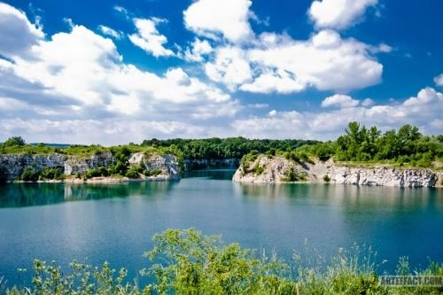 Zakrzówek - enchanting quarry
