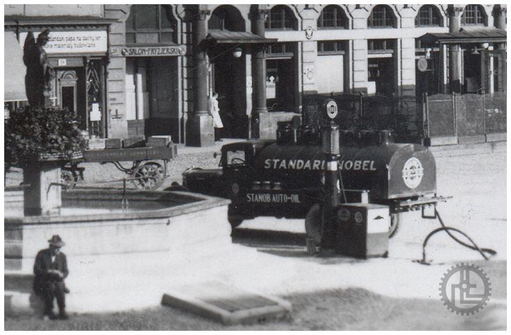 Standard-Nobel, Cieszyn, rynek, lata 30-te XX w.
