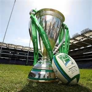 Irish Provinces Sweep the Board in this Weekend's Heineken Cup
