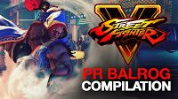 BOUNTY HUNTS (Video Game): Smug (Balrog) STREET FIGHTER V / SF5 Compilation
