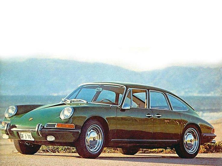 """""""Future/Past: Porsche 911 Four-Door Sedan - 1967 #porsche911fourdoorsedan #porsche911fourdoor #porsche9114door #porsche4door #porschepanamera #porsche911…"""""""