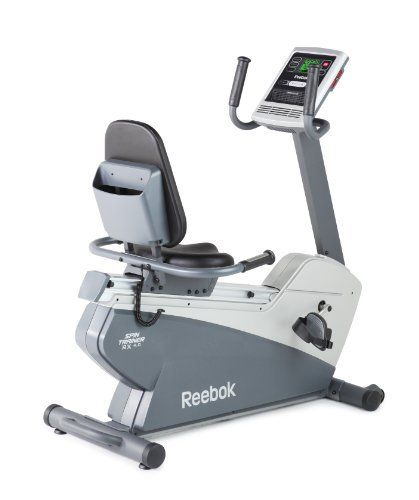 Quality  Reebok Trainer RX 4.0 Exercise Bike