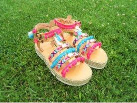 Hermes Hippie Sandals