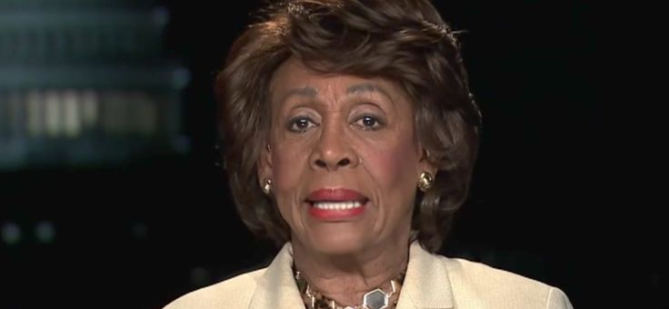 Maxine Waters Has Got A Big Mouth - http://garnetnews.com/2017/07/05/maxine-waters-got-big-mouth/