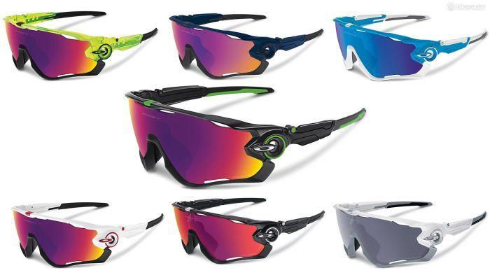 New Oakley Jawbreaker sunglasses break ground