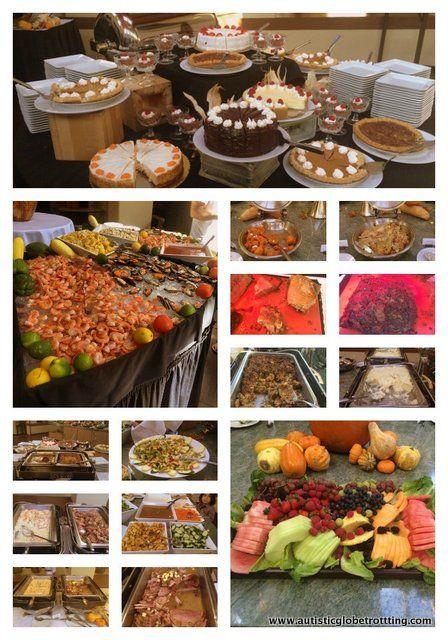 Thanksgiving Buffet at Embassy Suites' Oxnard Coastal Grill Restaurant