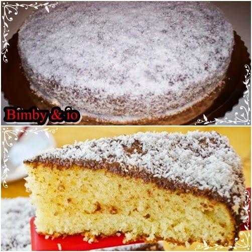 Le ricette di Valentina & Bimby: TORTA COCCO E NUTELLA