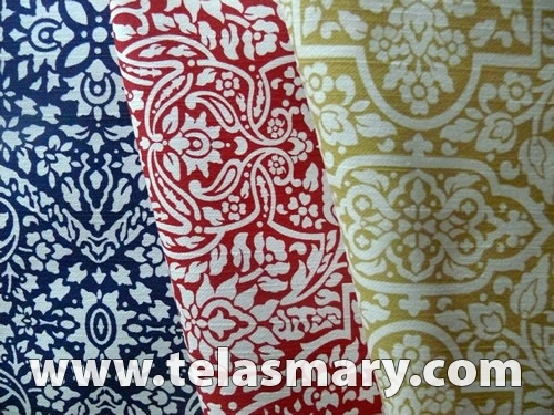 Panama estampado telas para tapiceria telas para - Telas para tapizar cabeceros ...