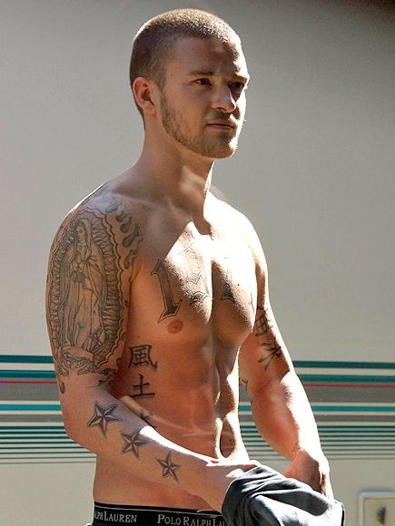 Justin Timberlake in Alpha Dog