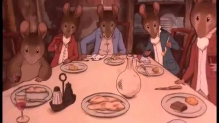 Les contes de Pierre Lapin et ses amis   L'Aventure De Deux Souris