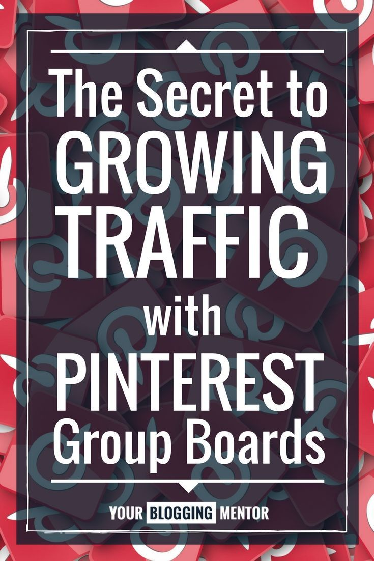 This blogger went from making $.17/month to $10,000/mo from her blog using Pinterest Group Boards! Find out how! via @pinterest.com/msmblog