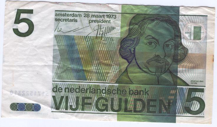 Dutch Gulden (HFL)