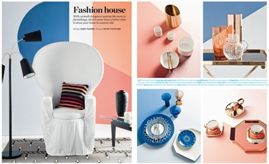 Fashion House (Elle Decoration): Decoration, Fashion House, House Elle