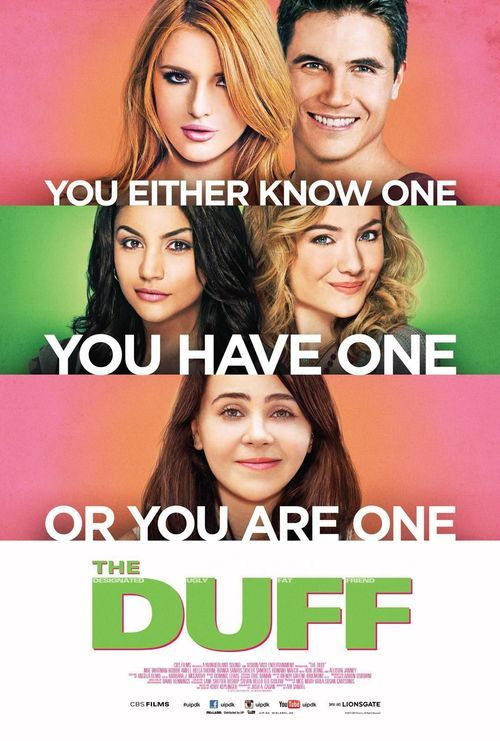Watch The DUFF Full Movie Online