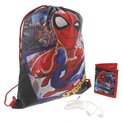 03ade9ae5d27 Spiderman Gift Set Drawstring Bag | Products | Pinterest | Spiderman ...