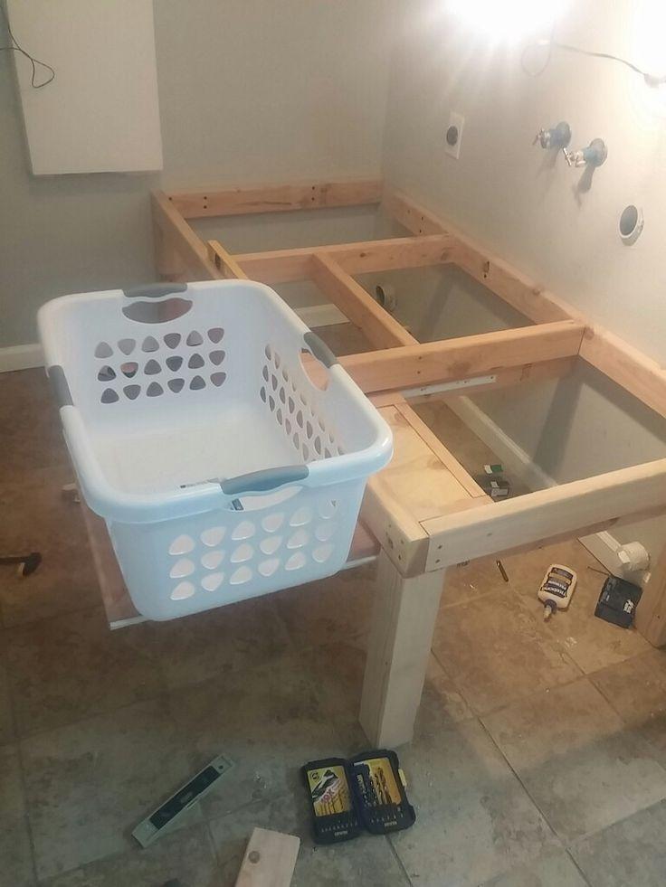 Laundry stand – Eddie Rößler