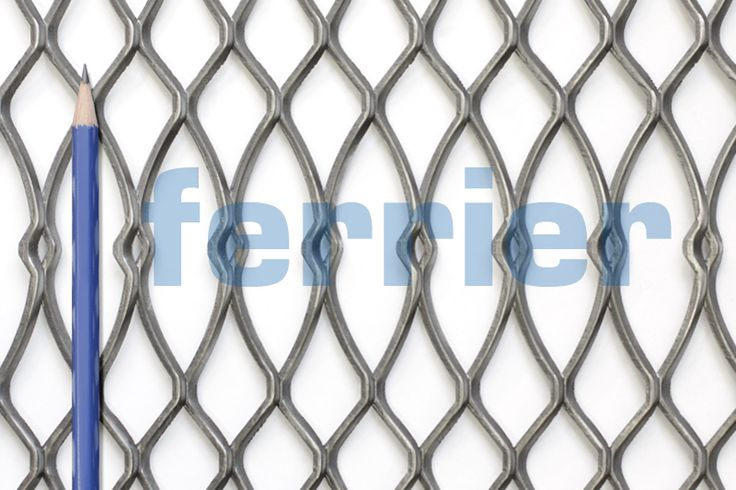 Ferrdxm0030 pattern, mild steel material.