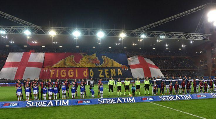 @Genoa Derby della Lanterna. Pavoletti non basta al 'Grifone'. Il Genoa sfiora la grande rimonta grazie alla doppietta di Pavoletti #9ine