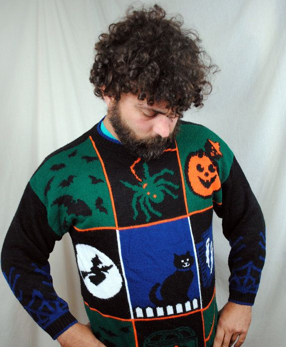 59 best Tacky Ugly Sweaters - Halloween images on Pinterest | Ugly ...
