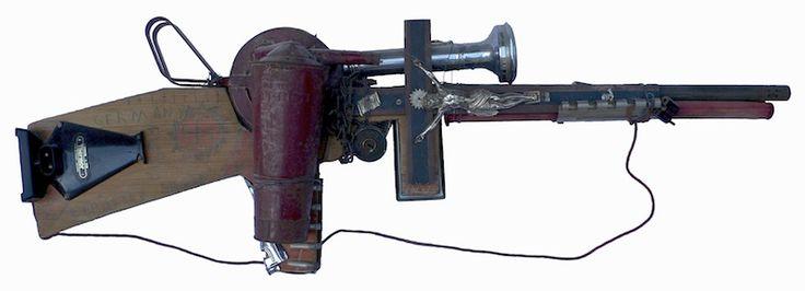 André Robillard fusil Germany crucifix