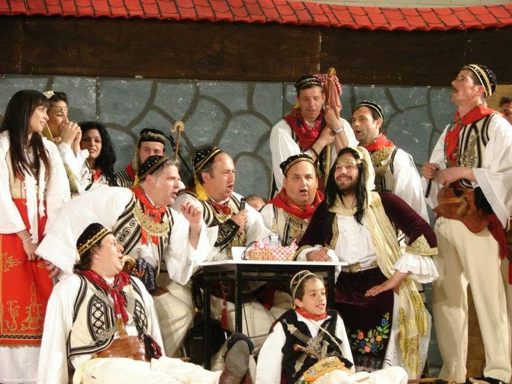 Απόκριες στο Δήμο Θηβαίων  με Βλάχικο Γάμο, Γιορτή της Φασολάδας, Κιθαιρώνεια και Αρβανίτικο Γλέντι!!!!