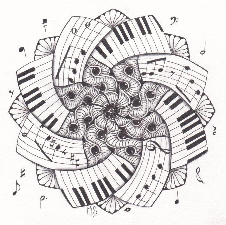 Studio ML: Zendala Dare #66 - Music!