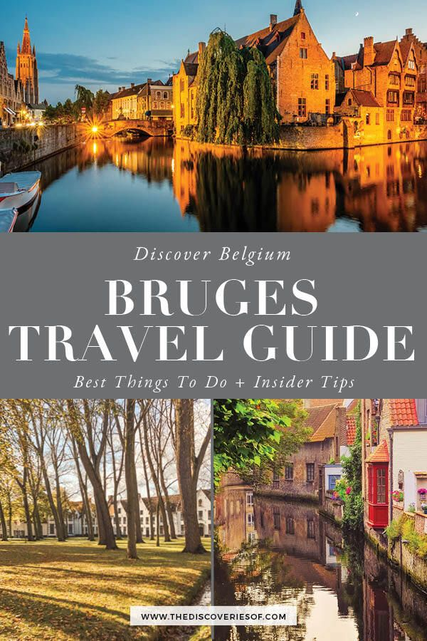 La mejor guía de viajes de Brujas, Bélgica: todo lo que necesita saber para planificar …