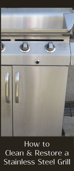 Outdoor stainless steel grills take a lot of wear and tear from rain, heat, food, cleaning chemicals, scratches and everything else that goes along with using an outdoor grill. Stainless steel grills are especially susceptible to corrosion and all kinds of blemishes on… click on the arrow below to read …