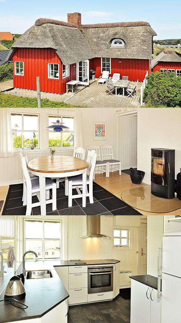 Amalie loves Denmark Ferienhäuser an der dänischen Nordsee in den Dünen oder mit Meerblick