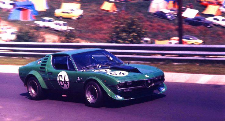 1973.05.27_Nurburgring; Alfa Romeo Montreal