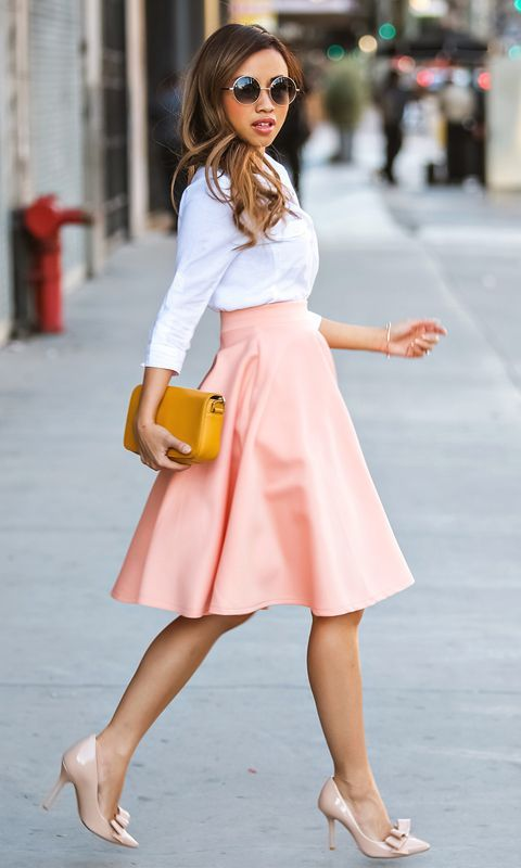 Kim Le of Lace and Locks gives us her best style advice. #streetstyle