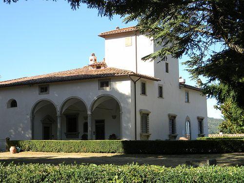 Tenuta di Pomino - Marchesi de' Frescobaldi #TuscanyAgriturismoGiratola