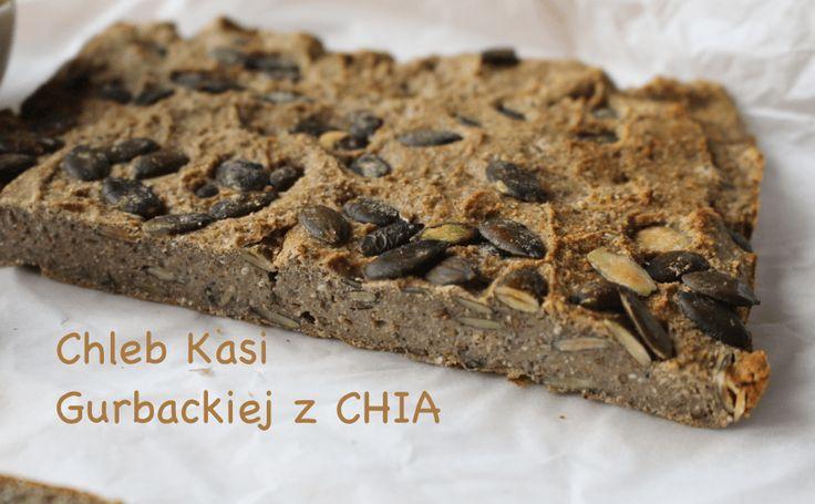 chleb bezglutenowy z chia
