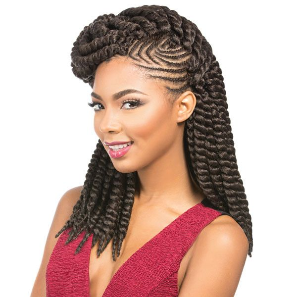 Sensationnel African Collection - Rumba Twist 12 Inches