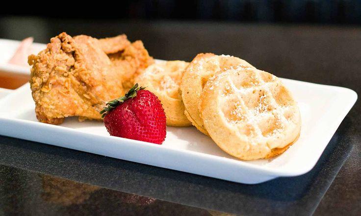 Melba's Restaurant - Chicken and Waffles
