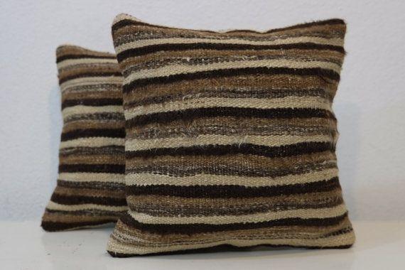 decor kilim pillows surya rugs black euro pillows cream by kilimci