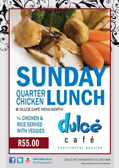Sunday Lunch!