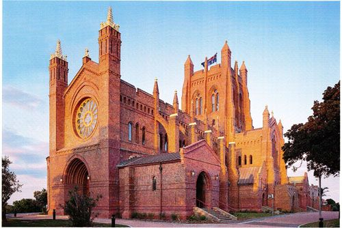 The Cathedral | Newcastle Cathedral