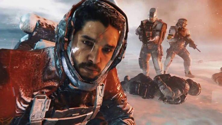 Call Of Duty Infinite Warfare First Look On Intel Core i5 6200u & Nvidia...
