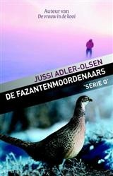 deel 2 van Serie Q van Adler-Olsen  De fazantenmoordenaar