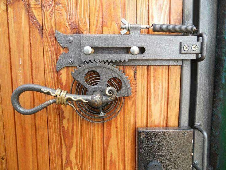 The 25 Best Gate Latch Ideas On Pinterest Gate Locks