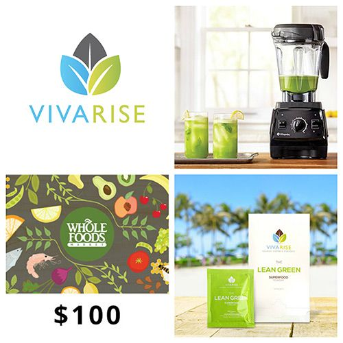 Win a Vitamix Blender & Smoothie Bundle ($700 value)