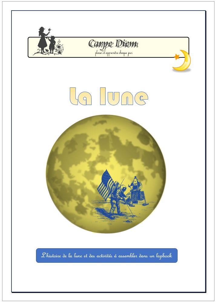Astronomie - La lune (Carpe Diem)