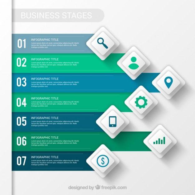 Escenarios de negocio Vector Premium