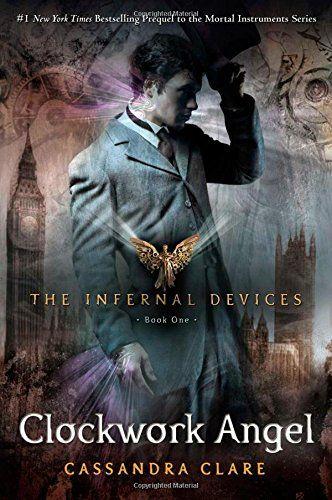 Clockwork Angel (The Infernal Devices) by Cassandra Clare http://www.amazon.com/dp/1416975861/ref=cm_sw_r_pi_dp_kzBpub0594SMV