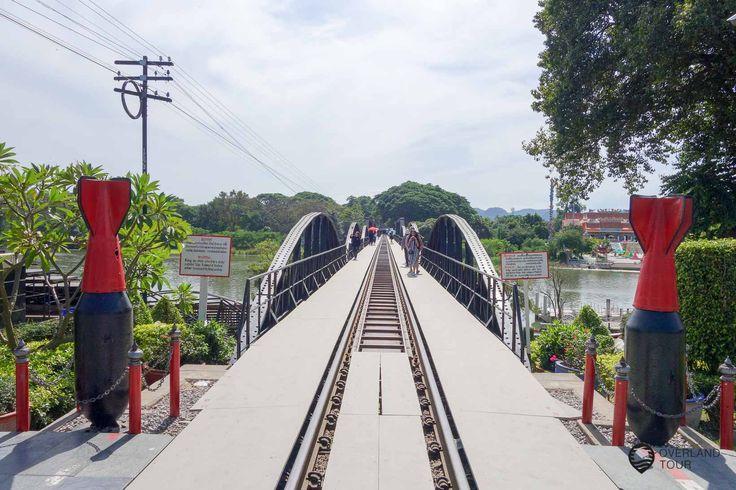 Kanchanaburi – Brücke am Kwai – Death Railway In Kanachanburi gibt es die Brücke am Kwai mit der Death Railway einer der bekanntesten Brücken in der Welt. Kanchanaburi ist eine nette Kleinstadt, in der https://www.overlandtour.de/kanchanaburi-bruecke-kwai-death-railway/  #DeathRailway #DieBrückeamKwai #Kanchanaburi