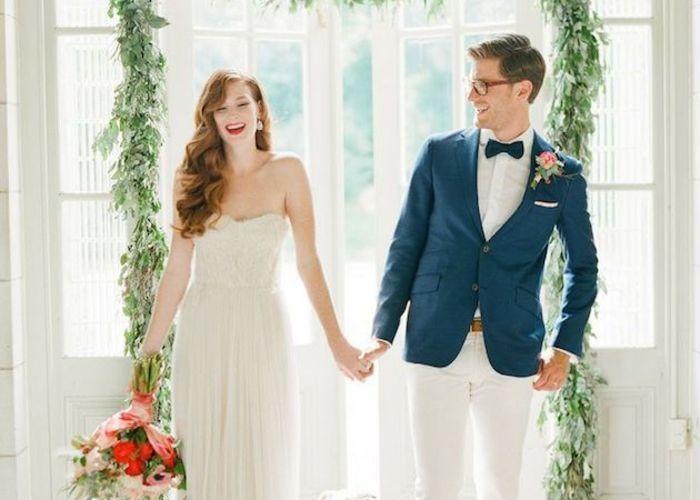 結婚式は2人で1つ♡新郎に着てほしいタキシードランキング*Best 6*のトップ画像
